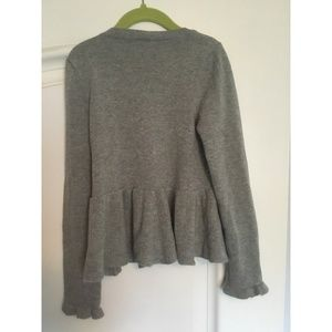 Sweater top Gray